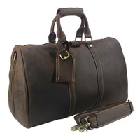Men Leather Handbags Large Travel Totes Bags Business Handbags Crossbody Shoulder Bags Computer Laptop Bag