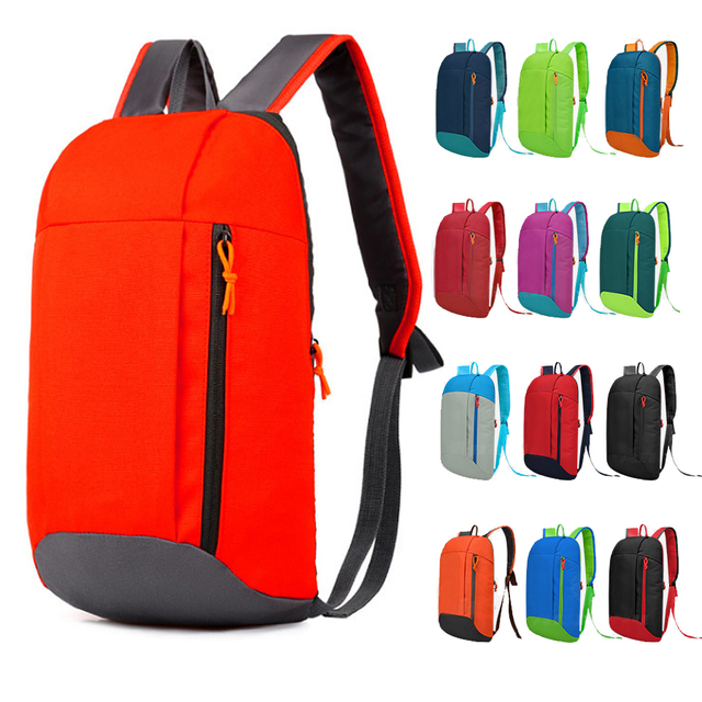 Small Gym Bag Kids Fitness Sport Backpack
