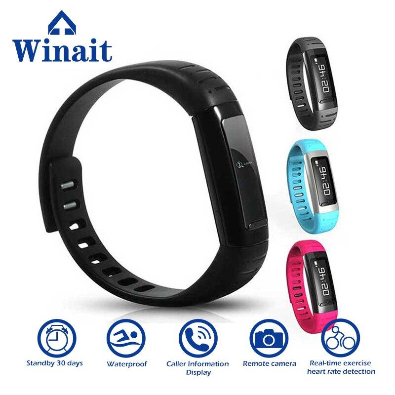 Winait U9C Smart Wristbands Sleep Tracker Watch Social Media
