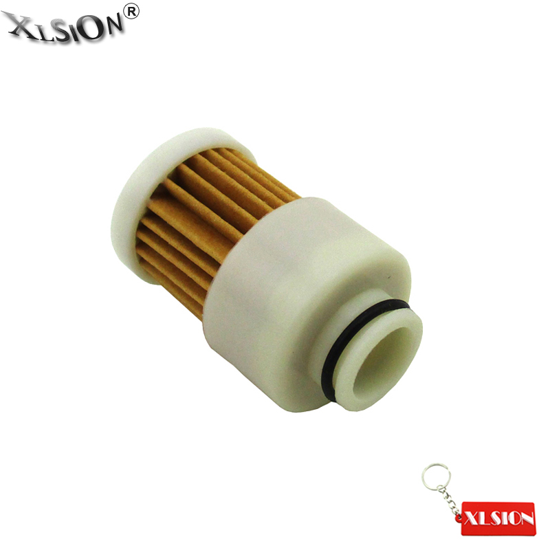 XLSION Aftermarket Outboard Fuel Filter For Yamaha Mercury 600-295 18-7979 8815 881540 # 68V-24563-00-00 Fits 4 stroke outboard