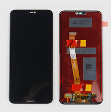 For HUAWEI P20 Lite Digiziter Assembly 5.84 Inch AAA Quality LCD With Frame Lcd Display Screen 2280*1080