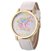 New Fashion Women Watches Casual Leather Dress Cartoon Wrist Watches For Women Clock Ladies Quartz Watch zegarki damskie Gifts wavors vogue women watches cute cartoon cat leather band quartz watch ladies female watch analog dress wrist watches clock
