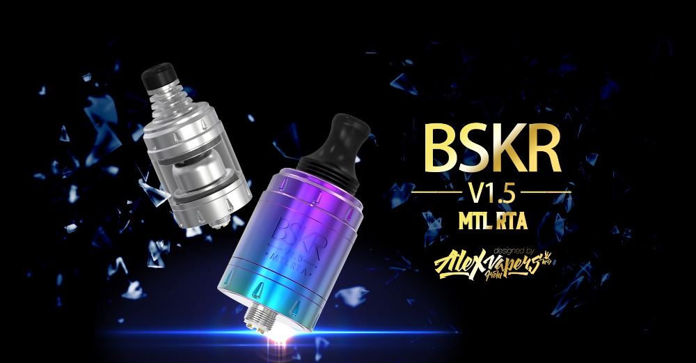 Original Vandy Vape Berserker V1.5 MTL RTA Tank Vandyvape Atomizer 2.5ML 24mm Slot Airflow Fit E Cigarette Box MOD Vape 01 (10)