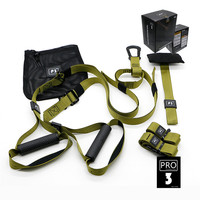 Chest Expander Yoga Belt Resistance Gum Crossfit Suspension Training Straps Workout Sports Fitness Equipment Spring Exerciser