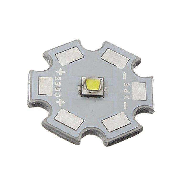 1 StÜcke 5 Watt Cree Xpg2 Xp-g2 High Power Led-strahler Diode, Kühles Weiß Auf 8mm/12mm/14mm/16mm/20mm Pcb Für Taschenlampe Birne Beleuchtung