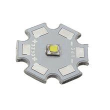1PCS 5W Cree XPG2 XP-G2 High Power LED Emitter Diode, Cool White on 8mm/ 12mm/ 14mm/ 16mm/ 20mm PCB for Flashlight Bulb Lighting