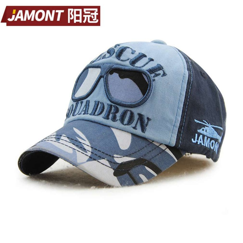 NEW 2017 Spring Summer JAMONT 11219-54 Children Baby Boys Girls Fashionable Camouflage Sun Shade Baseball Cap Hat sensitive new baby 54 шт