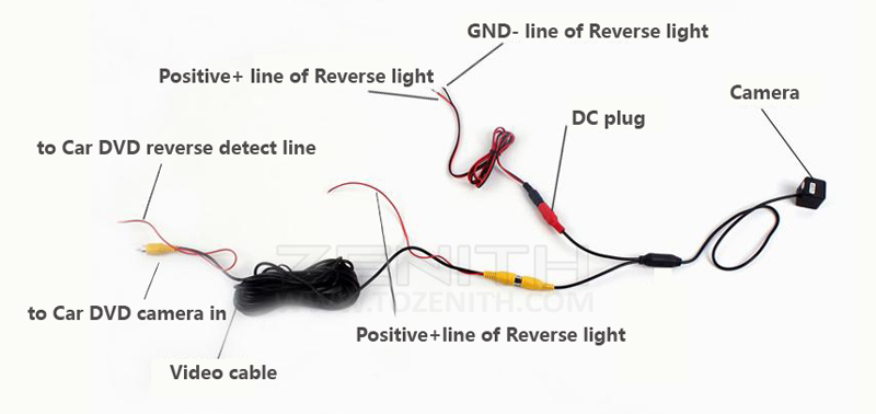 Astra h reverse light wiring diagram auto electrical wiring diagram silverstrong led night vision reverse camera parking view car rear rh aliexpress com backup light switch wiring 2012 f350 reverse light wiring diagram cheapraybanclubmaster Choice Image