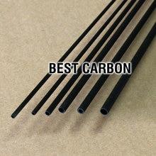 5Pcs of 0 7mm x 0 3mm x 1000mm Carbon Fiber Tube Toray T700 carbon fiber