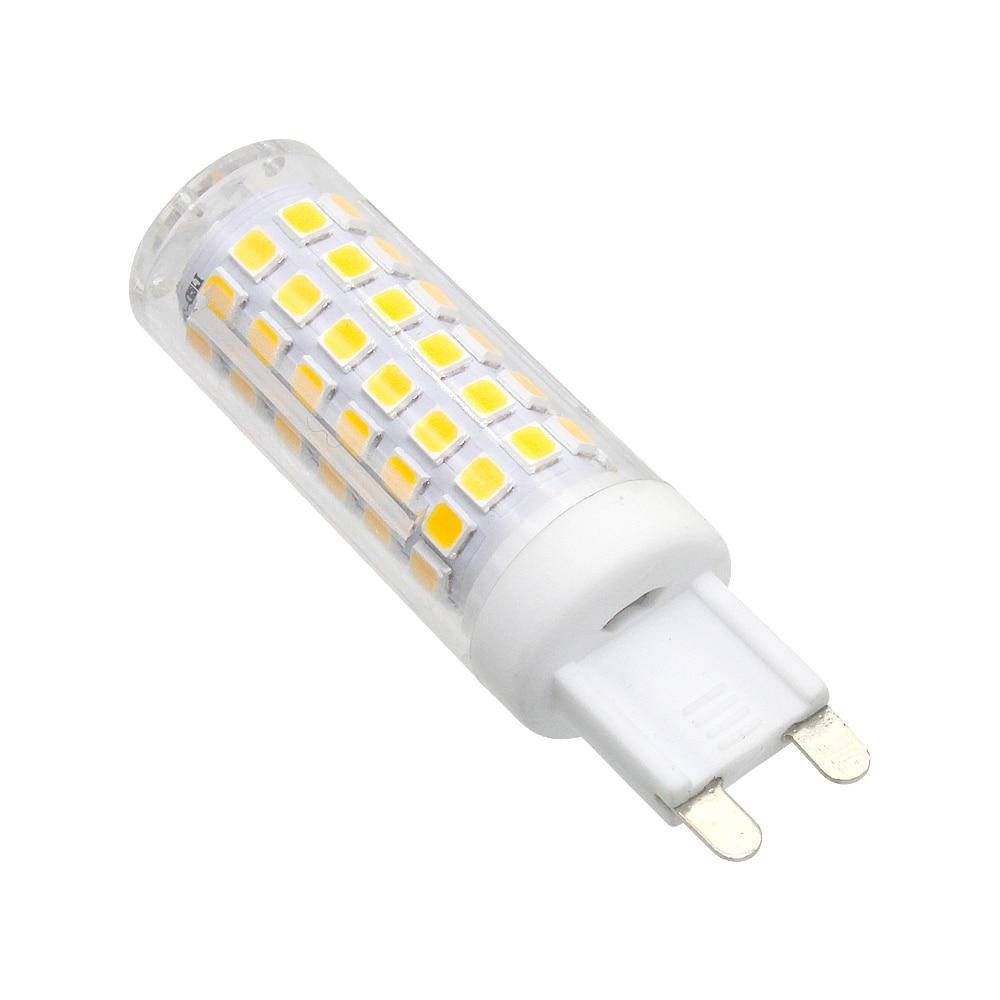G9 LED 3W 5W Light Bulb 220V 240V 14 22 Dimmable LED Lamp Chandelier Corn bulb