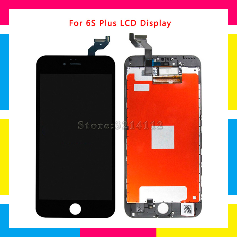 5Pcs/lot AAA high quality LCD Display Screen With Touch Screen Digitizer Assembly For iphone 6S or 6S Plus image