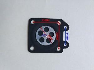 Ремонтный комплект карбюратора K20-WAT WA WT с карбюратором, Ремонтный инструмент, прокладка диафрагмы, подходит для триммера walbra, цепной пилы, weedeater, echo