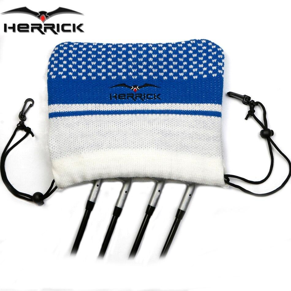 Купить с кэшбэком Golf Club  Fairway Wood iron  headcover  knitting wood covers    Accessories Free Shipping