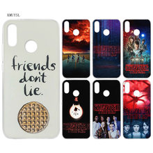 coque huawei p8 lite 2017stranger things