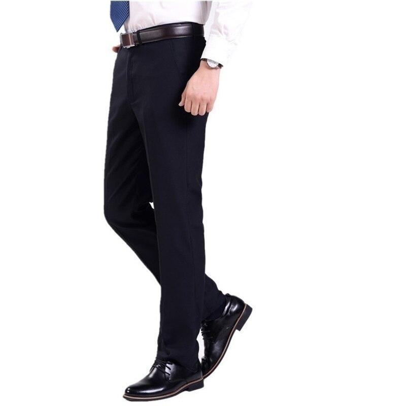 c3548d5ba3 Classique Homme hombre Calca Social Masculina Dress Pantalon De Vestir  Caballero men Spring Autumn Skinny Office Pants Trousers-in Suit Pants from  Men s ...
