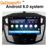 Ouchuangbo Android 6 0 Car Radio Gps For Ford Focus 2012 2017 With Bluetooth Mirror Link