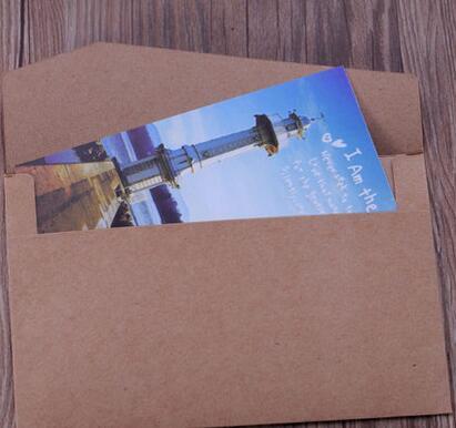 Brillant A6 Bunte Papier Umschläge Mit Liebe Schnalle Umschlag Kreative Geschenk Umschlag Größe 175*110mm Hohe Belastbarkeit