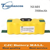 4 Pack 14 4V 3 5Ah NI MH APS Battery For IRobot Roomba 500 510 530