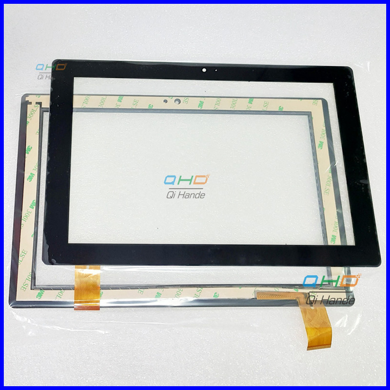 New 10.1'' inch Touch Screen Panel Digitizer Sensor Repair Replacement Parts DEXP ursus kx310 Free Shipping pws5610s s 5 7 inch hitech hmi touch screen panel pws5610s s human machine interface new in box fast shipping
