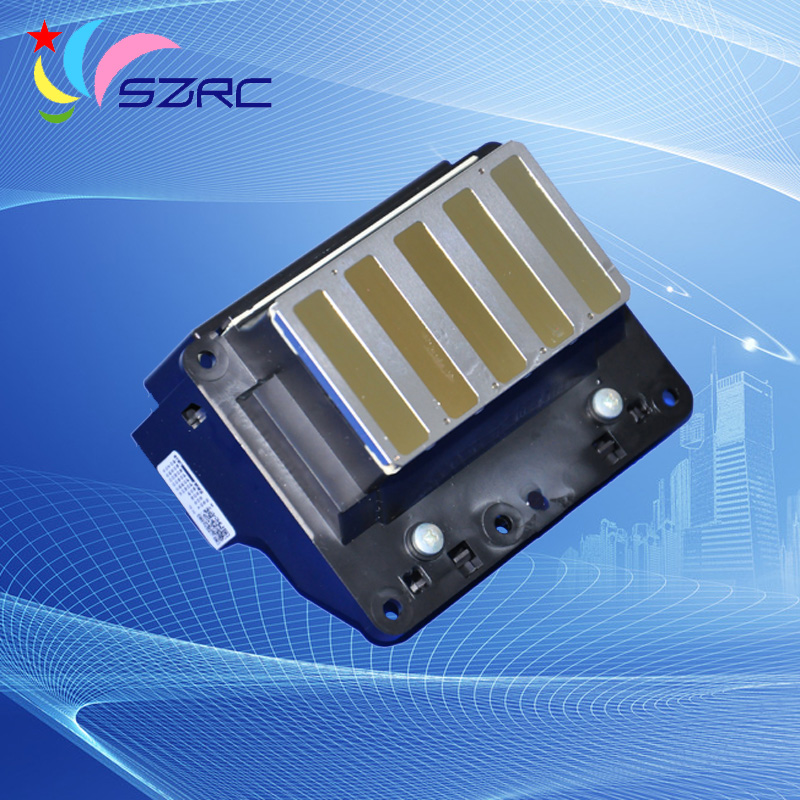 New Original Print Head F191010 Printhead Compatible For <font><b>EPSON</b></font> 7700 <font><b>9700</b></font> 7710 9710 7890 9890 7908 9908 7900 7910 DX6 Printer image
