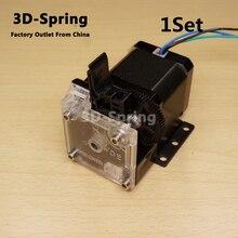 1Set Titan Extruder for 3D printer reprap MK8 J-head bowden Optional Prusa i3 mounting bracket high quality