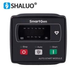 MGC120 kleine aggregat controller co auto starten und stoppen ATS einzigen aggregat modul led-anzeige diesel generator teile