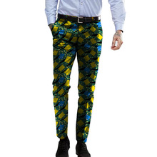 Customized Ankara Print Pants