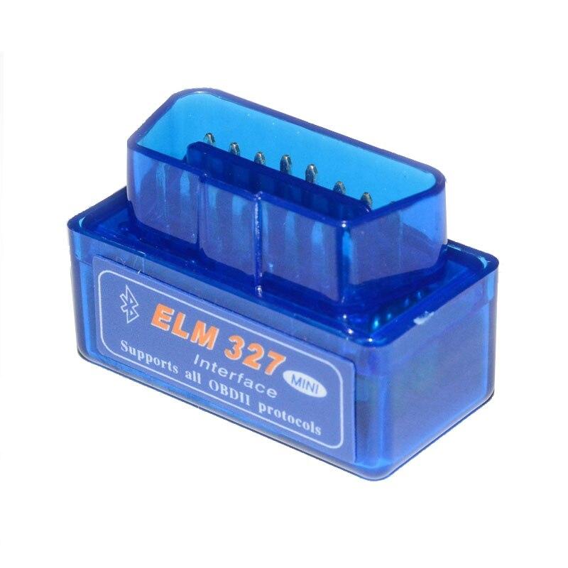 ELM327 USB Интерфейс OBD2 разъем сканер Automotivo OBD II V1.5 Bluetooth адаптер инструмент диагностики код ошибки чтения ...