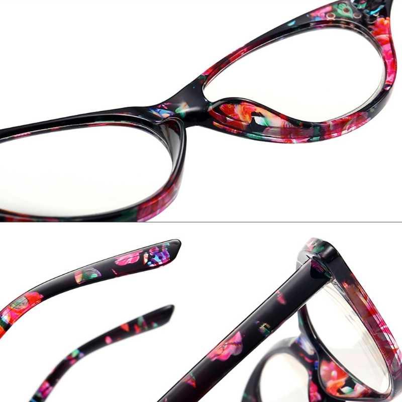 eb5d1399d56 ... Free delivery Fashion Women Cat Eye PC Frame Reading Glasses Eyeglass  Eyewear +1.0-+