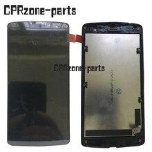 Получить скидку 4,5 дюймов для LG Леон H340N H320 H324 ЖК-дисплей Экран Дисплей с сенсорный экран + рамка Ассамблея Черный Бесплатная доставка;