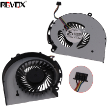 цена на NEW Laptop Cooling Fan For HP Pavilion 15-A 14-D032 15-D101tx CQ15-A101 246 250 240 255 G2 PN: DFS551205ML0T CPU Cooler/Radiator