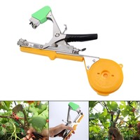 1 Set Plant Branch Hand Tying Staples +Tapener +TapesBinding Machine Flower Vegetable Garden Tools M25