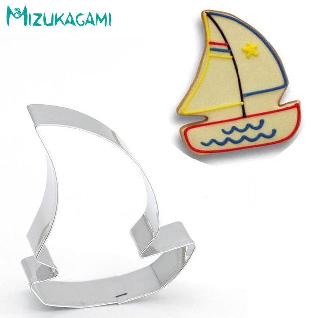Sail Boat Cookie Cutter