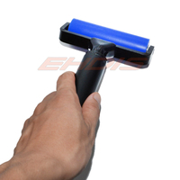 Car Styling Auto Color Change Vinyl Film Installing Tool Air Bubble Remove Roller Window Tinting Film