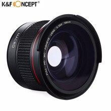 6D Canon untuk Lensa
