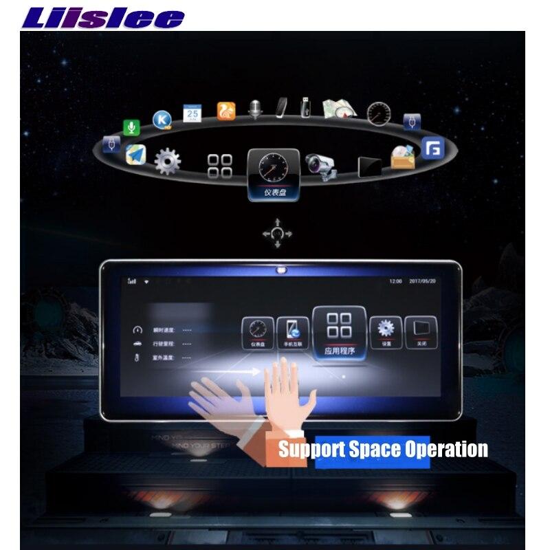 LiisLee Multimídia Carro Jogador NAVI Para Mercedes Benz MB E C207 A207 2009 ~ 2017 Coupe Estilo Original Do Carro de Rádio GPS MAPA de Navegação