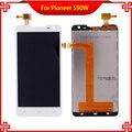 Nueva marca de panel lcd de pantalla táctil para pioneer s90w s90 pantalla táctil de color blanco para prestigio pap 5044 teléfono móvil LCDs