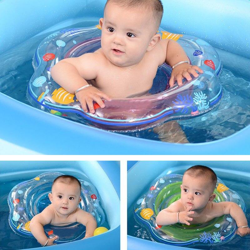 1 Pcs Baby Kinder Aufblasbare Float Sitz Schwimmen Ring Trainer Sicherheit Aid Pool Wasser Spielzeug Asd88