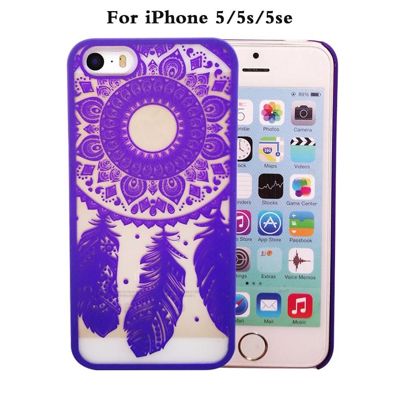 Coque Mandala Iphone Se