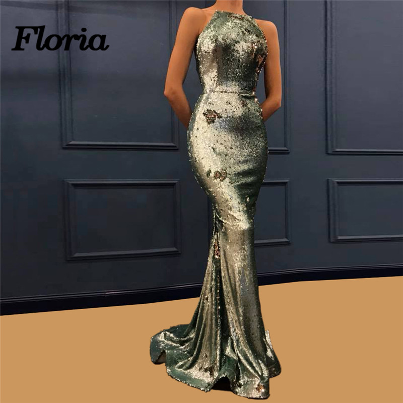 African   Evening     Dresses   with Sleeve Dubai Arabic Party   Dress   Muslim Turkish Formal Prom Gowns Abendkleider vestido de noche 2018