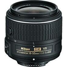 Nikon 18-55 lens Nikkor AF-S DX 18-55mm f/3.5-5.6G VR II Lenses for Nikon D3200 D3300 D3400 D5200 D5300 D5500 D90 Digital Camera