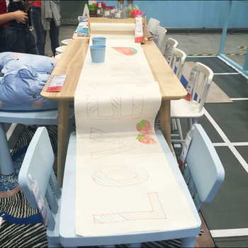 45cm * 10m Papel De Pintura De Color De Agua A2 Papel De Acuarela Para Pintura Acrílica Pintura Conjunto De Arte De Dibujo Rollo De Papel De Arroz