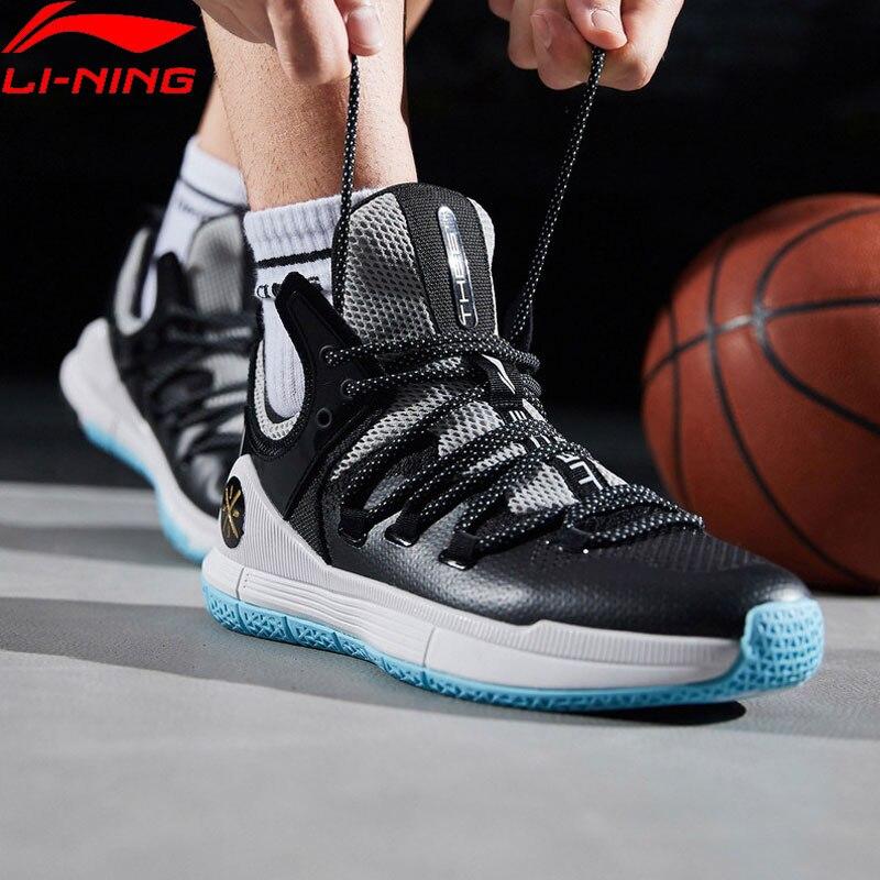 Li-Ning Men Wade Series THE 6TH 2019 Professional Basketball Shoes Cushion Breathable LiNing CLOUD Sport Shoes ABAP017 XYL252Li-Ning Men Wade Series THE 6TH 2019 Professional Basketball Shoes Cushion Breathable LiNing CLOUD Sport Shoes ABAP017 XYL252