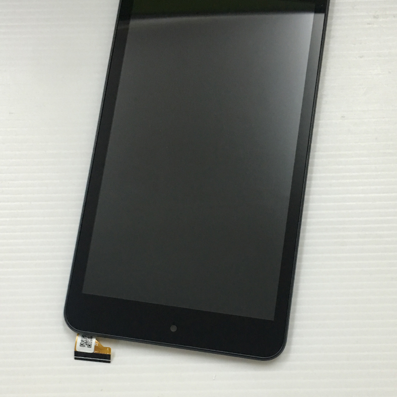 For Acer Iconia one B1-780 Touch Screen Digitizer + LCD Display Monitor Assembly + Frame 7 with frame for iconia one 7 b1 760 lcd display touch screen digitizer glass assembly free shipping
