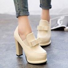 2016ใหม่สุภาพสตรีปั๊มผู้หญิงรองเท้าส้นสูงรองเท้ากันน้ำZapatos Mujer P Lataformaยี่ห้อออกแบบผู้หญิงปั๊มรองเท้ารองเท้าผู้หญิง
