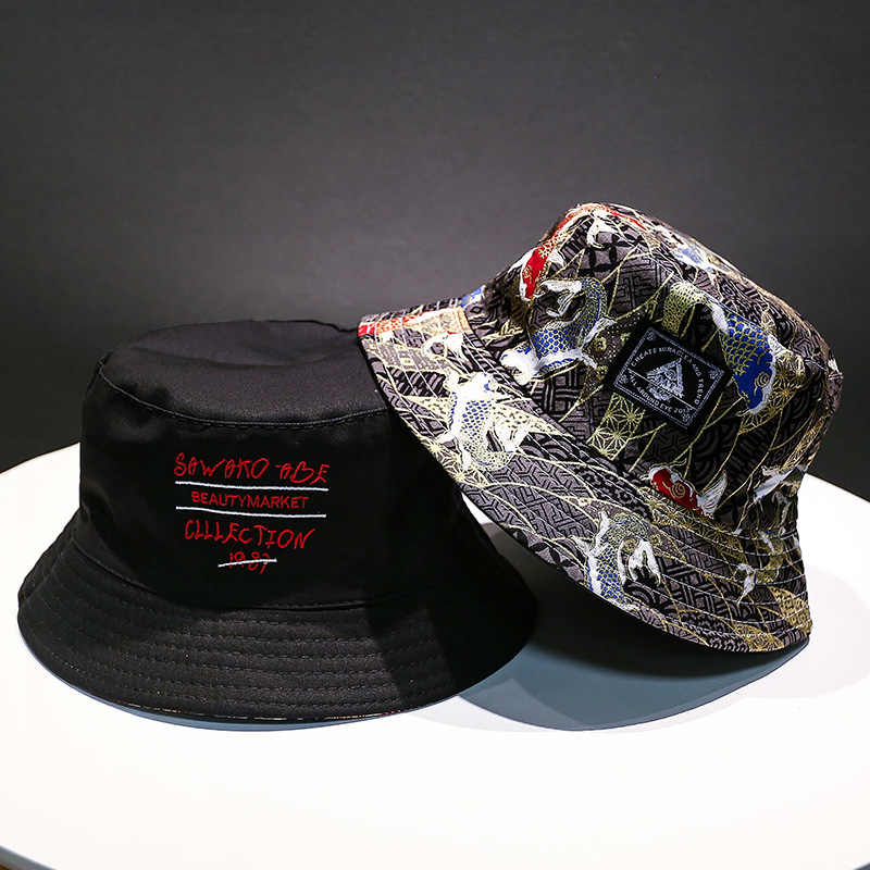 538256ba7 Detail Feedback Questions about Soft Bucket Hat Man Women Outdoor ...
