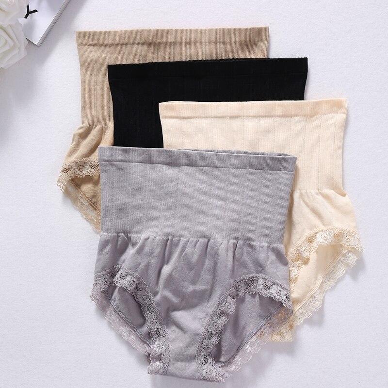 044f6c22ce Detail Feedback Questions about Women Postpartum High Waist Panties ...