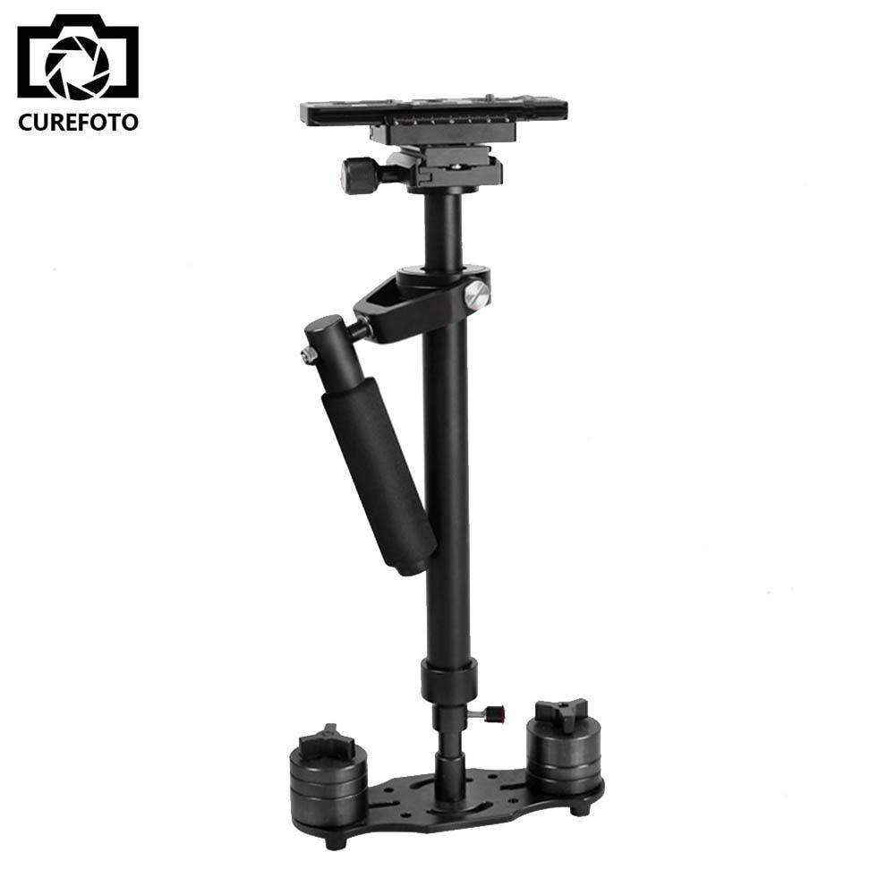 Steadicam s60 ձեռքի ֆոտոխցիկի կայունացուցիչ վիդեո կայուն տեսախցիկ DSLR կայուն տեսախցիկ հիմնված տեսախցիկների համար կոմպակտ տեսախցիկ DV