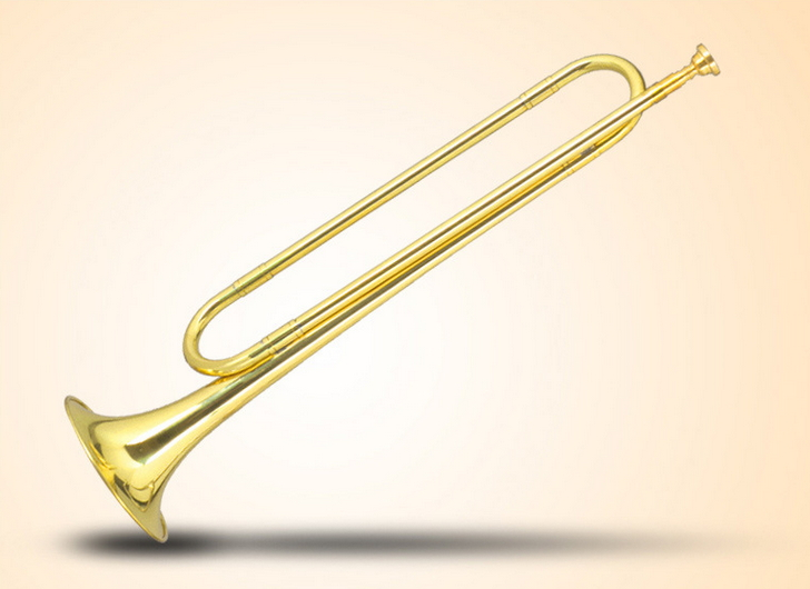 Original Henlucky Bach Process Youth student Army Sports Trumpet Flat Professional Bb Top Musical Instruments Brass Bugle цена