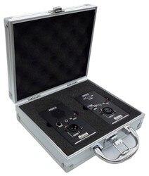Probador de fase de sonido PC218, probador de bocina, caja de micrófono, probador de fase